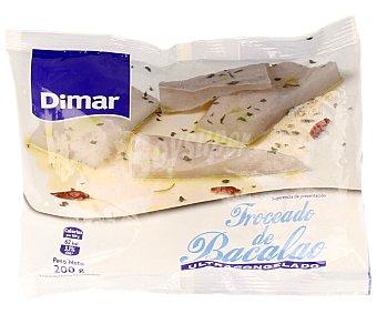 Dimar Bacalao troceado Bolsa de 200 g