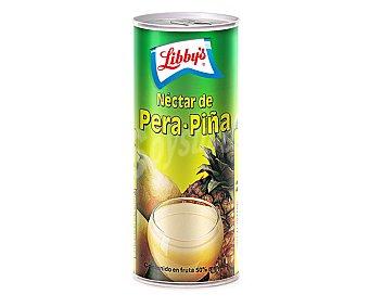 Libby's Zumo pera/piña 25 cl