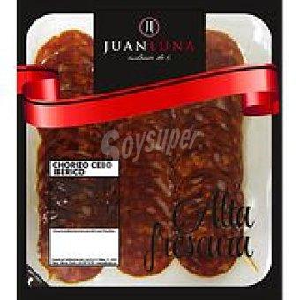 Juan Luna Chorizo Ibérico de Cebo 100 g