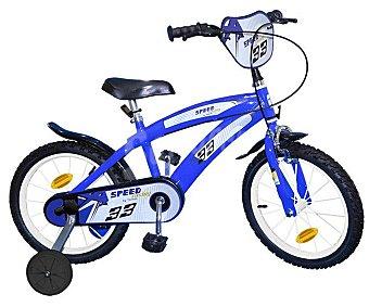 Speed Bicicleta infantil de 1 velocidad, 40,64cm. (16 pulgadas) speed