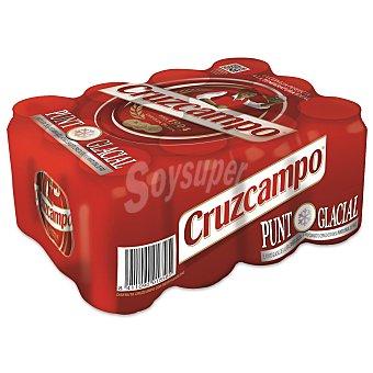 Cruzcampo Cerveza Pack 12x33 cl