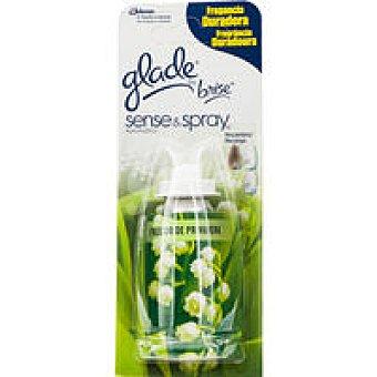 Glade Brise Ambientador frescor Sense & Spray 1 unid