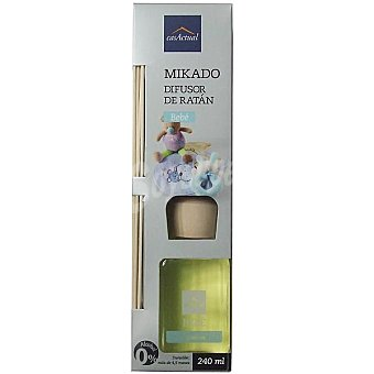 CASACTUAL Mikado Ambientador en varillas aromáticas Bebé 240 ml