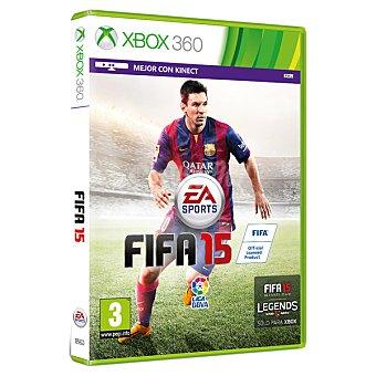 XBOX 360 Videojuego fifa 15  1 unidad