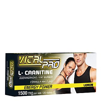 Corpore Diet Vital Pro L-Carnitine energy power 20 ud