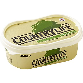 COUNTRYLIFE mantequilla con sal British Butter  envase 250 g