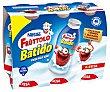 Yogur líquido con sabor a fresa 12x60g Fruttolo Nestlé