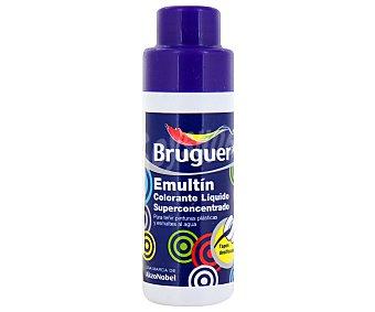 BRUGUER Colorante líquido superconcentrado Emultin, de color lila 0,5 litros