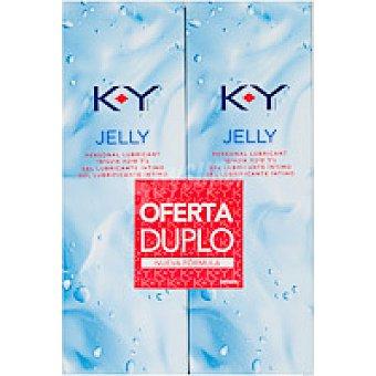 KY Duplo gel Tubo 75+75 g