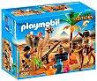 Escenario de juego Campamento egipcio, incluye 2 figuras, History 5387 playmobil  Playmobil