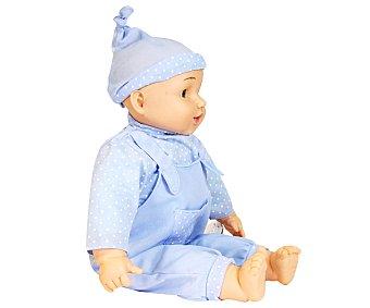 DELUXE Muñeco Bebé de 56CM, rosa o azul. Este producto dispone de distintos modelos o colores. Se venden por separado SE surtirán según existencias 56 CM