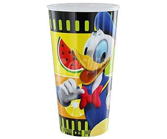 DISNEY Vaso fabricado en polipropileno con ilustraciones de Pato Donald en tira cinematográfica 1 Unidad