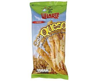 Velarte Palitos de pan crujiente con queso Salaqueso 65 g