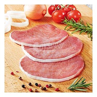 Campofrío Escalopín de lomo de cerdo Bandeja de 600 g