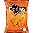 Aperitivos de maíz sabor tex-mex Bolsa 140 g Doritos Matutano