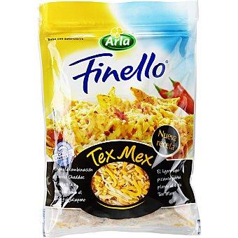 Arla Finello Queso mozzarella rallado tex mex Bolsa 150 g
