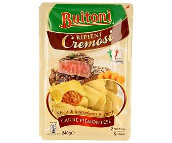 Buitoni Ravioli rellenos de carne piamontese 240 gramos