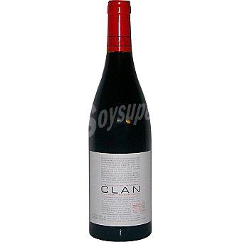 Clan vino tinto de la Tierra de Castilla y León  botella 75 cl