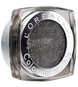 Infalible L'Oréal Paris Sombra 30 black 1 ud