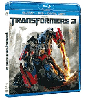 Transformers 3 br combo