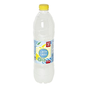 DIA Refresco sin gas limón botella 1.5 lt 5 lt