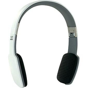 Auricular de diadema fino con bluetooth en color blanco 1 Unidad