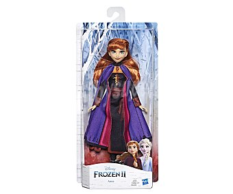 Disney Frozen Muñeca artículada Anna Frozen 2, disney