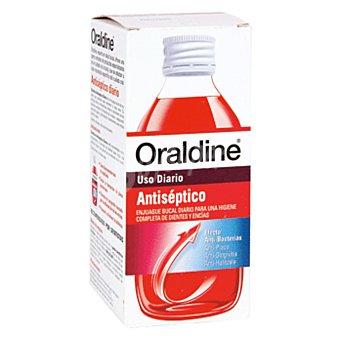 Oraldine Colutorio antiséptico para enjuague bucal Frasco 200 ml
