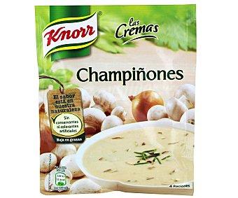 Knorr Crema de champiñones Paquete de 62 gramos