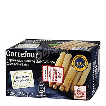 Carrefour Espárragos blancos de Navarra 425 g