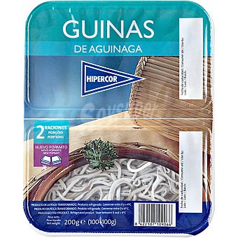 Hipercor Guinas de Aguinaga estuche 200 g Estuche 200 g