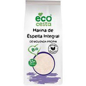 Ecocesta Harina de espelta integral bio bolsa 500 g