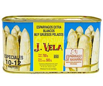 IGP 10/12 piezas VELA Espárrago Lata 500 g