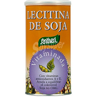 Santiveri Lecitina de soja vitaminada Envase 225 g