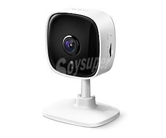 TP-LINK Cámara Wi-Fi C200, 1080p, visión nocturna, detección movimiento, micrófono y altavoz Tapo C100