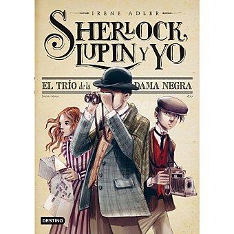 Destino Sherlock, Lupin Y yo, 1. El trío de la dama negra ( Adler) 1 Unidad