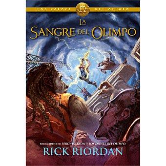 OLIMPO Héroes del olimpo 5. La sangre del