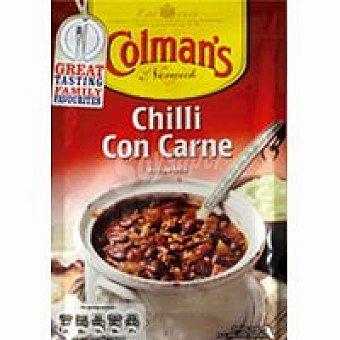 Colmans Salsa Mix chili-carne Sobre 50 g