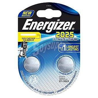 Energizer Pila especial botón performance 2025 Pack 2 uds