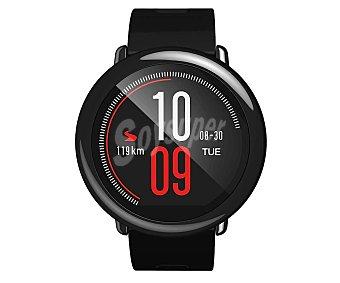 AMAZFIT Pace A1612 Smartwatch Xiaomi negro, notificaciones, medidor actividad, altímetro, Bluetooth