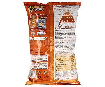 Cheetos Matutano Palomitas con sabor a queso bolsa de 90 gramos
