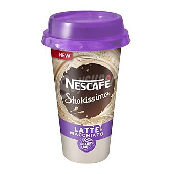 Nescafé Shakissimo Café Latte Macchiato Shakissimo 190 ml