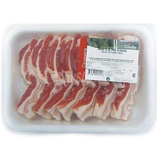 Panceta de cerdo 550 GRS