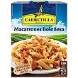 Macarrones a la boloñesa 325 g Carretilla