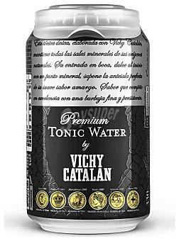 Vichy Catalán Tónica Premium  lata 33 cl