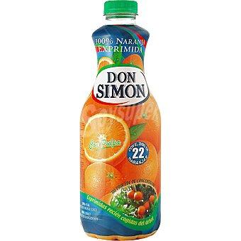 Don Simón Zumo de naranja con pulpa Botella 1,5 litros
