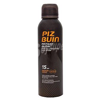 Piz buin Spray solar Instant Glow SPF 15 150 ml