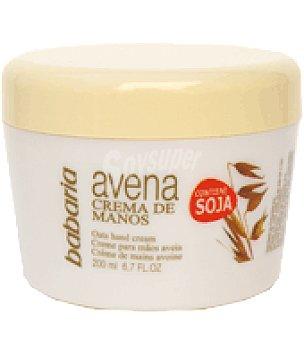 Babaria Crema manos avena 150 ml
