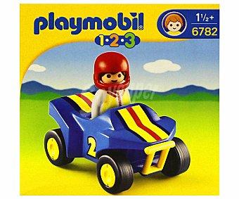 PLAYMOBIL Colorido Quad, Modelo 6782 1 Unidad