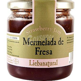 LIEBANATURAL Mermelada de fresa Envase 360 g